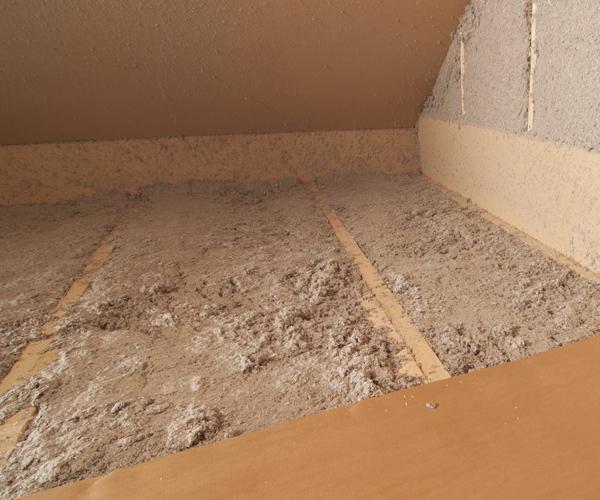 True R-Value, Cellulose Insulation, TX